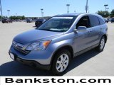 2008 Glacier Blue Metallic Honda CR-V EX-L #57695040
