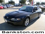 1999 Black Ford Mustang V6 Coupe #57695026