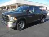 2012 Sagebrush Pearl Dodge Ram 1500 Outdoorsman Crew Cab 4x4 #57696166