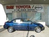 2003 Patriot Blue Pearl Dodge Neon SXT #57695617