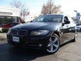 2009 Black Sapphire Metallic BMW 3 Series 335xi Sedan #57695611