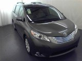 2012 Predawn Gray Mica Toyota Sienna Limited #57696104