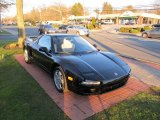 1992 Acura NSX Berlina Black