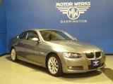 2008 Space Grey Metallic BMW 3 Series 335xi Coupe #57695511