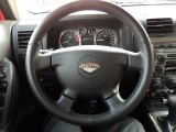 2009 Hummer H3 Alpha Steering Wheel
