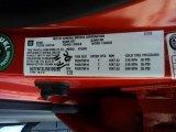 2009 Hummer H3 Alpha Info Tag