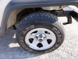 Jeep Wrangler 1995 Wheels and Tires