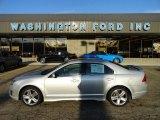 2010 Brilliant Silver Metallic Ford Fusion Sport AWD #57695999