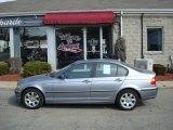 2004 Silver Grey Metallic BMW 3 Series 325xi Sedan #5776252