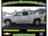 2012 White Diamond Tricoat Chevrolet Silverado 1500 LT Crew Cab 4x4 #57788374
