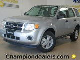 2012 Ingot Silver Metallic Ford Escape XLS #57788084