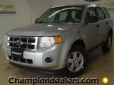 2012 Ingot Silver Metallic Ford Escape XLS #57788083