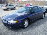 2000 Navy Blue Metallic Chevrolet Monte Carlo SS #5771420