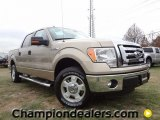 2012 Pale Adobe Metallic Ford F150 XLT SuperCrew #57788069