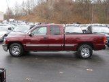 2001 Chevrolet Silverado 1500 LS Extended Cab Data, Info and Specs