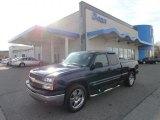 2004 Chevrolet Silverado 1500 LS Extended Cab