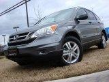2010 Polished Metal Metallic Honda CR-V EX #57788178