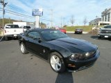 2011 Ebony Black Ford Mustang GT Premium Convertible #57788168