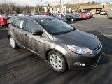 2012 Sterling Grey Metallic Ford Focus SE 5-Door #57788160