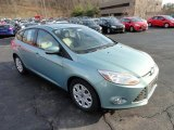 2012 Frosted Glass Metallic Ford Focus SE 5-Door #57788156