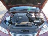 2009 Hyundai Azera Engines