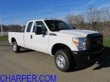 2012 Oxford White Ford F250 Super Duty XL SuperCab 4x4 #57787994