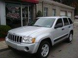 2006 Bright Silver Metallic Jeep Grand Cherokee Laredo 4x4 #5776251
