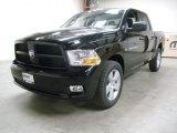 2012 Black Dodge Ram 1500 Express Crew Cab 4x4 #57816973