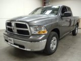 2012 Mineral Gray Metallic Dodge Ram 1500 SLT Quad Cab 4x4 #57816969