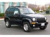 2002 Black Jeep Liberty Limited 4x4 #57816931