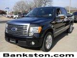 2010 Tuxedo Black Ford F150 Platinum SuperCrew #57816892