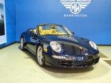2008 Midnight Blue Metallic Porsche 911 Carrera S Cabriolet #57816920