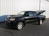 2005 Black Toyota Tundra Limited Double Cab 4x4 #57823587
