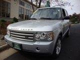 2007 Zermatt Silver Metallic Land Rover Range Rover HSE #57823349