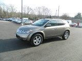 2003 Polished Pewter Metallic Nissan Murano SE AWD #57823574