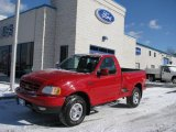 2002 Ford F150 XL Regular Cab Flare-Side Sport 4x4