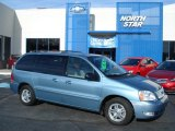 2007 Windveil Blue Metallic Ford Freestar SEL #57823104