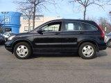 2011 Crystal Black Pearl Honda CR-V LX 4WD #57823547