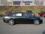 2012 Black Granite Metallic Chevrolet Malibu LT #57823090