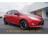 2012 Red Candy Metallic Ford Focus SE Sport 5-Door #57823067