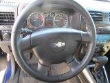 2009 Hummer H3 T Steering Wheel