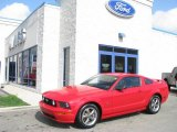 2006 Torch Red Ford Mustang GT Premium Coupe #5772913