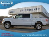 2011 Oxford White Ford F150 Lariat SuperCrew 4x4 #57822996