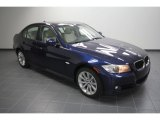 2011 Deep Sea Blue Metallic BMW 3 Series 328i Sedan #57823258