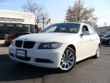 2008 Alpine White BMW 3 Series 335xi Sedan #57822986