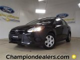 2012 Tuxedo Black Metallic Ford Focus S Sedan #57822982