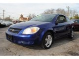 2007 Laser Blue Metallic Chevrolet Cobalt LS Coupe #57823440