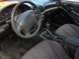 2001 Pontiac Sunfire Interiors