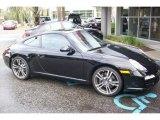 2012 Black Porsche 911 Black Edition Coupe #57823235