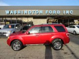 2009 Sangria Red Metallic Ford Escape Limited V6 4WD #57823189